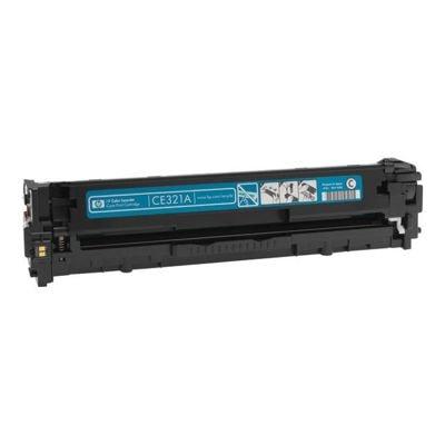 Regeneracja toner 128A do HP (CE321A) (Błękitny)