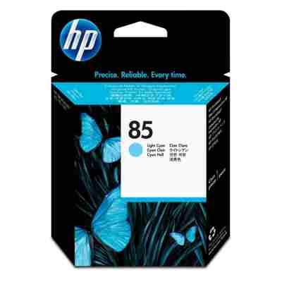 Głowica oryginalny 85 do HP (C9423A) (Jasny błękitny)