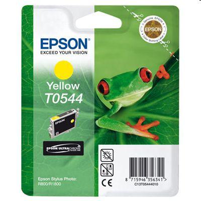 Tusz oryginalny T0544 do Epson (T0544) (Żółty)