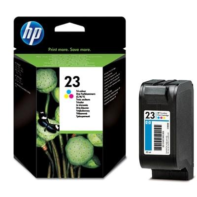 Tusz oryginalny 23 do HP (C1823DE) (Color)