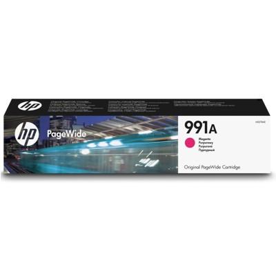 Tusz oryginalny 991A do HP (M0J78AE) (Purpurowy)