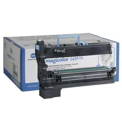 Toner oryginalny MC 5430 do KM (4539332) (Błękitny)