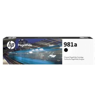 Tusz oryginalny 981A do HP (J3M71A) (Czarny)