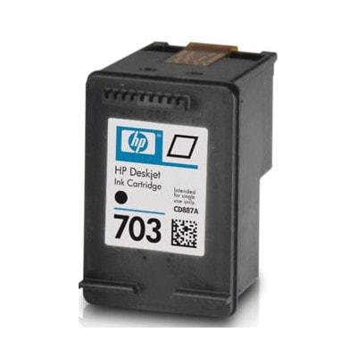 Regeneracja tusz 703 do HP (CD887AE) (Czarny)