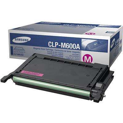 Toner oryginalny CLP-M600A do Samsung (CLP-M600A) (Purpurowy)