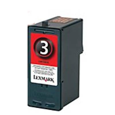 Regeneracja tusz 3 do Lexmark (18C1530E) (Kolorowy)