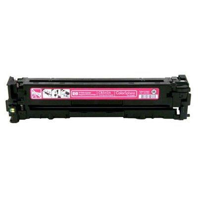 Regeneracja toner 125A do HP (CB543A) (Purpurowy)