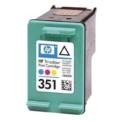 Regeneracja tusz 351 do HP (CB337EE) (Kolorowy)