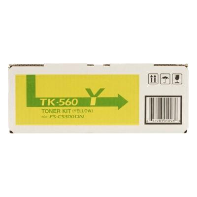 Toner oryginalny TK-560Y do Kyocera (1T02HNAEU0) (Żółty)