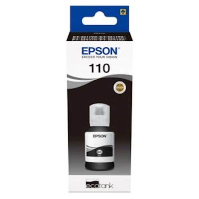 Tusz oryginalny 110 do Epson (C13T03P14A) (Czarny)