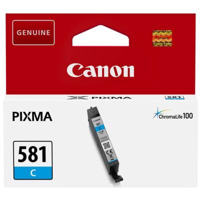 Tusz oryginalny CLI-581 C do Canon (2103C001) (Błękitny)