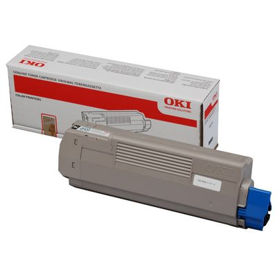 Toner oryginalny MC851/861 do Oki (44059168) (Czarny)
