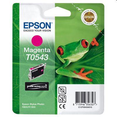 Tusz oryginalny T0543 do Epson (T0543) (Purpurowy)