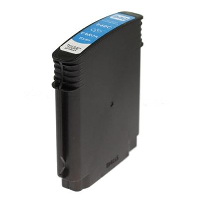 Tusz zamiennik 940 XL do HP (C4907AE) (Błękitny)