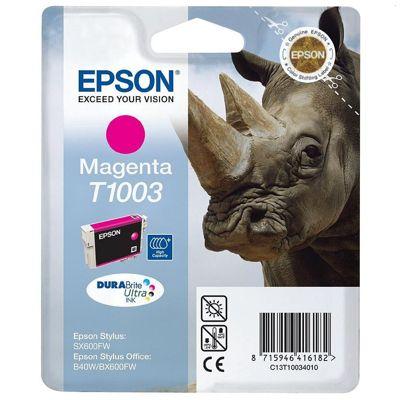 Tusz oryginalny T1003 do Epson (C13T10034010) (Purpurowy)