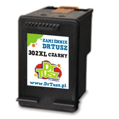 Tusz zamiennik 302 XL do HP (F6U68AE) (Czarny)