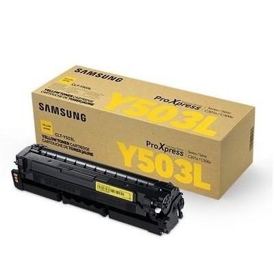 Toner oryginalny CLT-Y503L do Samsung (SU491A) (Żółty)