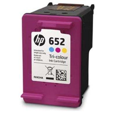 Regeneracja tusz 652 do HP (F6V24AE) (Kolorowy)