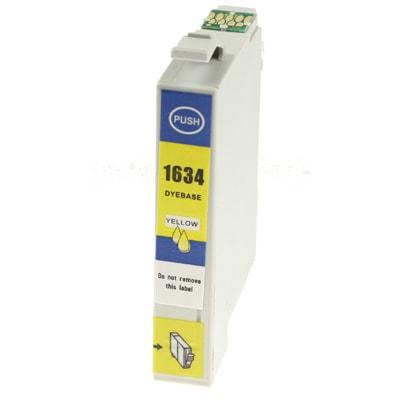 Tusz zamiennik T1634 (16XL) do Epson (C13T16344010) (Żółty)