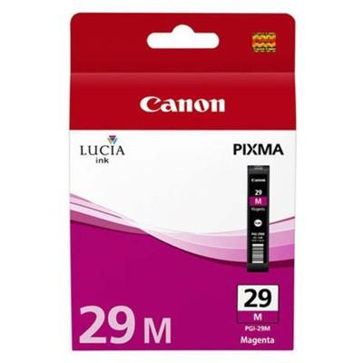 Tusz oryginalny PGI-29M do Canon (4874B001) (Purpurowy)