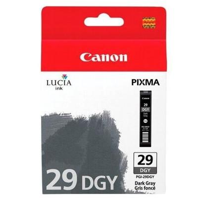 Tusz oryginalny PGI-29DGY do Canon (4870B001) (Dark grey)