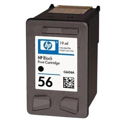 Regeneracja tusz 56 do HP (C6656AE) (Czarny)