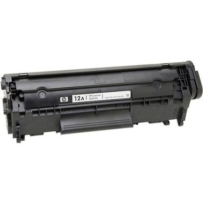 Skup toner 12A do HP (Q2612A) (Czarny)