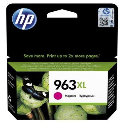 Tusz oryginalny 963XL do HP (3JA28AE) (Purpurowy)