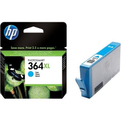 Tusz oryginalny 364 XL do HP (CB323EE) (Błękitny)