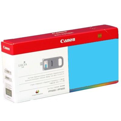 Tusz oryginalny PFI-701C do Canon (CF0901B001AA) (Błękitny)