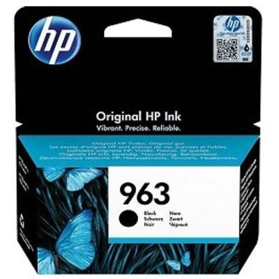 Tusz oryginalny 963 do HP (3JA26AE) (Czarny)
