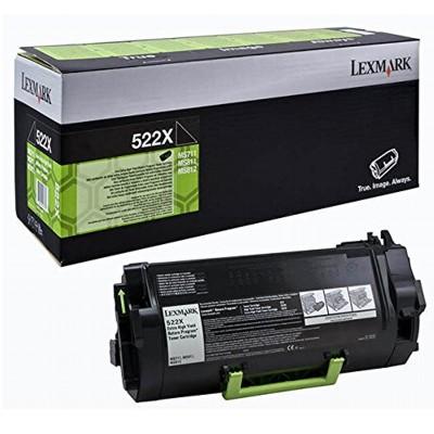 Toner oryginalny 522X do Lexmark (52D2X00) (Czarny)
