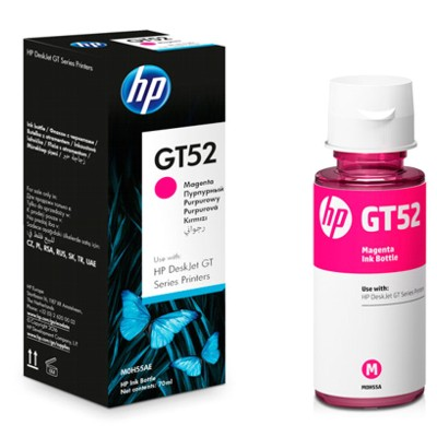 Tusz oryginalny GT52 do HP (M0H55AE) (Purpurowy)