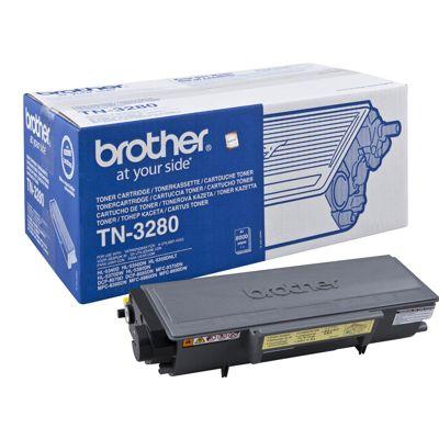 Toner oryginalny TN-3280 do Brother (TN3280) (Czarny)
