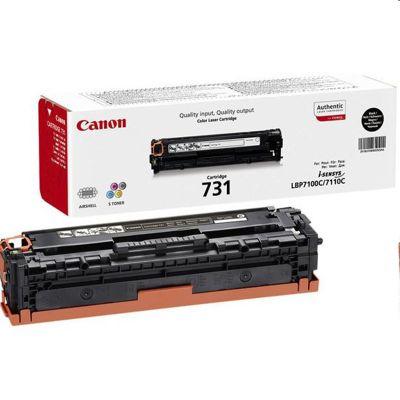 Toner oryginalny CRG-731 B do Canon (6272B002) (Czarny)