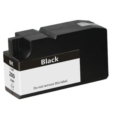 Tusz zamiennik 200XL do Lexmark (14L0197) (Czarny)