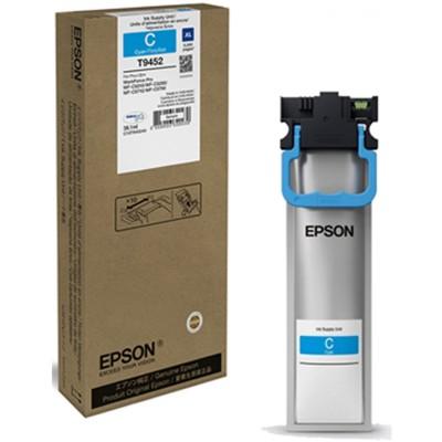 Tusz oryginalny T9452 do Epson (C13T945240) (Błękitny)