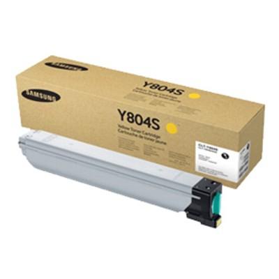 Toner oryginalny CLT-Y804S do Samsung (SS721A) (Żółty)
