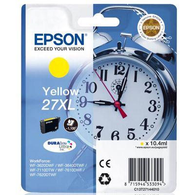 Tusz oryginalny 27xl do Epson (C13T271440) (Żółty)