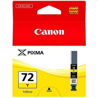 Tusz oryginalny PGI-72Y do Canon (6406B001) (Żółty)