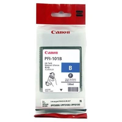 Tusz oryginalny PFI-101B do Canon (0891B001) (Niebieski)