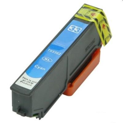 Tusz zamiennik T3362 do Epson (C13T33624010) (Błękitny)