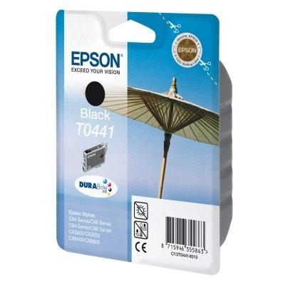 Tusz oryginalny T0441 do Epson (C13T04414010) (Czarny)