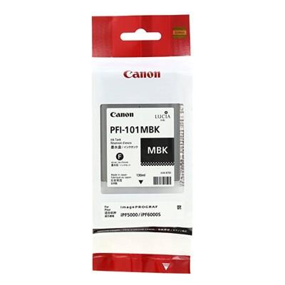 Tusz oryginalny PFI-101MBK do Canon (0882B001) (Czarny matowy)