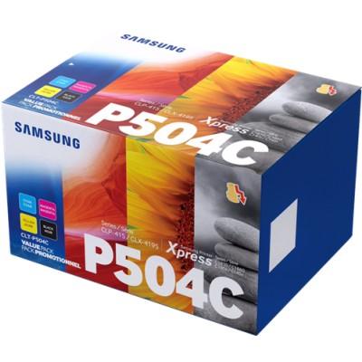 Tonery oryginalne CLT-P504C do Samsung (SU400A) (komplet)