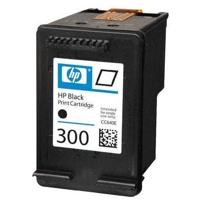 Skup tusz 300 do HP (CC640E) (Czarny)