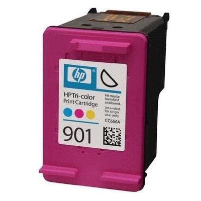 Regeneracja tusz 901 do HP (CC656AE) (Kolorowy)