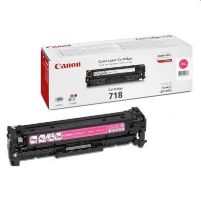 Toner oryginalny CRG-718 M do Canon (2660B002AA, 2660B011AA) (Purpurowy)