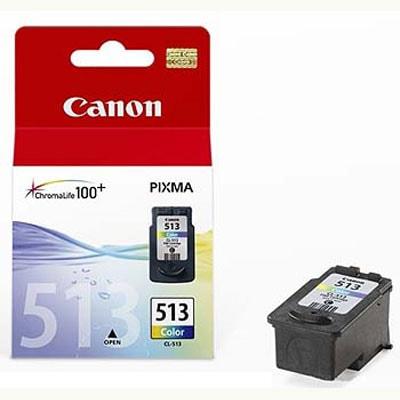 Tusz oryginalny CL-513 do Canon (2971B001) (Kolorowy)
