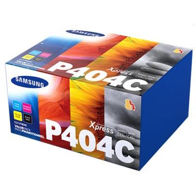 Tonery oryginalne CLT-P404C do Samsung (SU365A) (komplet)